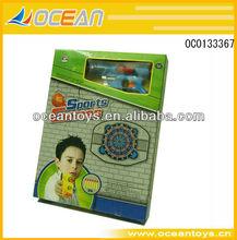 2013 hot backboard with soft air gun sport games toys--OC0133367