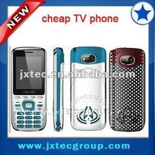 2012 Low End Dual Sim Cellphone E16