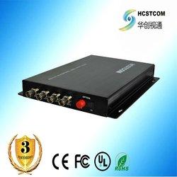 HD-SDI fiber transmitter and fiber converter