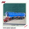 Classic series gigante caminhão - trator de brinquedo, brinquedos da fricção caminhão trator, simulação de reboque do veículo brinquedos