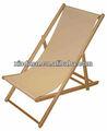 madera silla de playa