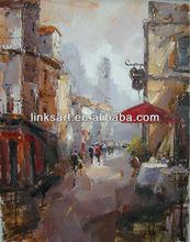 Palette Knife oil painting Landscape Painting Wholesale Price 12060821