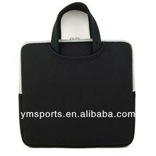 Tablet messenger bag with neoprene computer bag