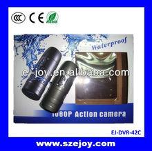 1080P HD Action Camera With AV function EJ-DVR-42C