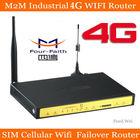 F3A34 sierra MC7750 4G LTE/EVDO WIFI ROUTER for video surveillance