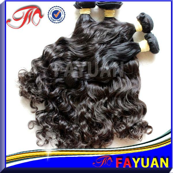 2012 most-appealing shining lady wholesale Brazilian hair