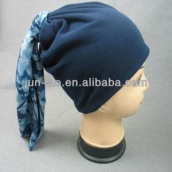 headband elastic bandana with polar fleece