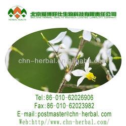 anti-rheumatism high quality plant extract 1%-98%Icariin Epimedium Extract