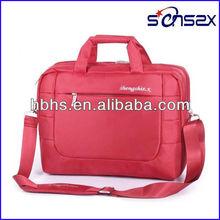 15.6 waterproof neoprene nylon laptop bag with comfortable shoulder straps