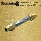 steel union pipe brass sanitary fitting