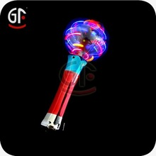 Led Glowing Spinner Wand