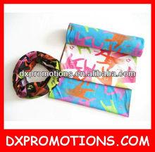 dye sublimated bandana