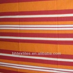 "Stripe bedding fabric 40*40 133*72 58 """