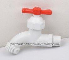 WHITE Plastic faucet plastic water faucet