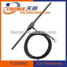 car dvb-t aerial/ black radio car tv aerial TLG70904