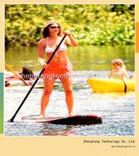 carbon fiber shaft stand up paddle