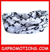 seamless scarf/seamless neckerchief