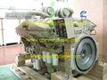 kta38 cummins motor diesel marino