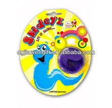 Free sample Blue Slideyz Magic worm