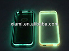 luminescent logo mod kit silicone phone cover
