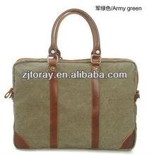 laptop bag 2013 fashion polyester conference bag for macbook pro/ canvas laptop bag