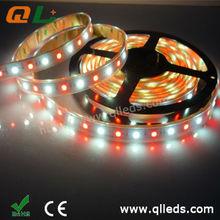 UL Listed IP67 RGBW 5050 led strip light