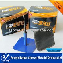 tubeless tire repair kit patch plug 100x14mm