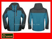 Summitglory Waterproof Windproof Sportswear Camping and Hiking Wear Men's Outdoor Jacket