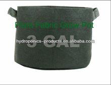 Plant Fabric Grow Pot----hydroponics/grow light