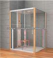 Multifunktionsraum K093 der neuen Entwurfskasten-Dusche