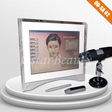 Skin moisture analyzer skin scanner analyzer