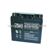 12v 20ah rechargeable battery for Generator (SR20-12)