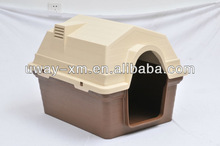 Functional indoor plastic house for pets