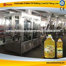 Automatic Edible Oil Bottling Line/Oil Filling Line
