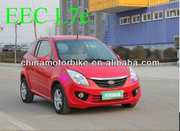 EEC شهادة الكهربائية سيارة سيدان فان / EV / السيارات
