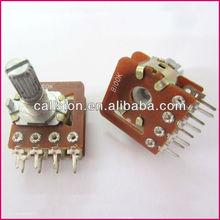 10k ohm Rotary Switch Potentiometers
