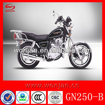 250cc popular Chinese motorcycle with EEC /cruiser bike motorcycle (GN250-B)