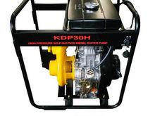 3'' High Diesel Iron Cast Water Pump Set
