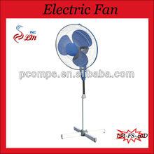 Pedestal Fan/Stand fan VDE Plug 3 Speed Cross Base