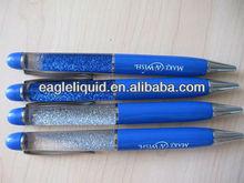 feature ballpoint pen, liquid floating pen