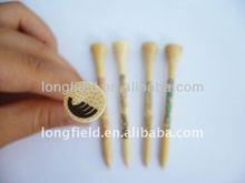 Cup Printed Bamboo Golf Tees