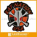 Custom-logo bestickt patch