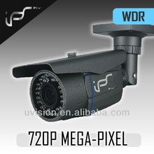 IPS H.264 Onvif Wdr Low Lux Outdoor Ir Bullet 720p Ip Camera Day&Night outdoor IPS-711