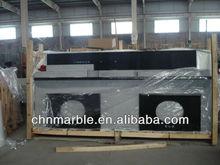 Bathroom Shanxi Black Granite Vanity Tops