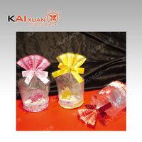 cake plastic gift bags