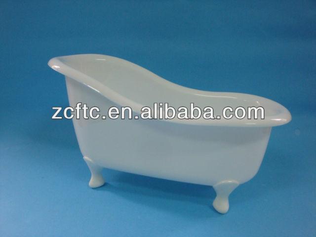 Pp bianco platic vasca portatile per shampoo, plastica ...