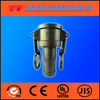 galvanized hose quick coupling c type