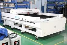2015 Hot sale Flat Bed HS-B1325 cnc laser cutting machine high precision