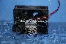 80mm quiet waterproof 5v 12v dc box fan cfm