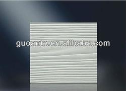 wood grained fiber cement siding board